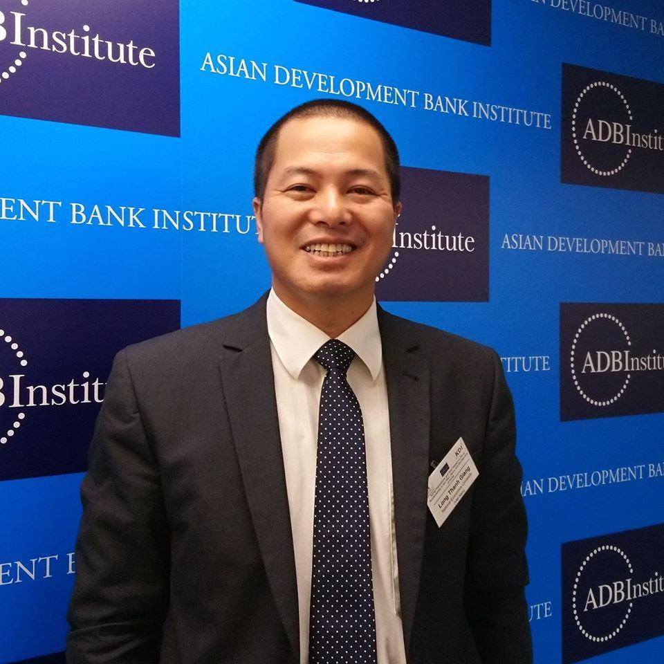 Professor Giang Thanh Long