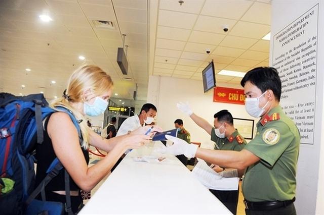 Vietnam visa in COVID 19