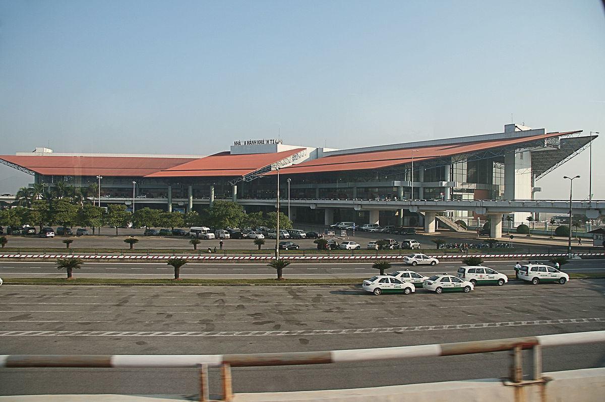 Airports in Vietnam – Noi Bai International Airport