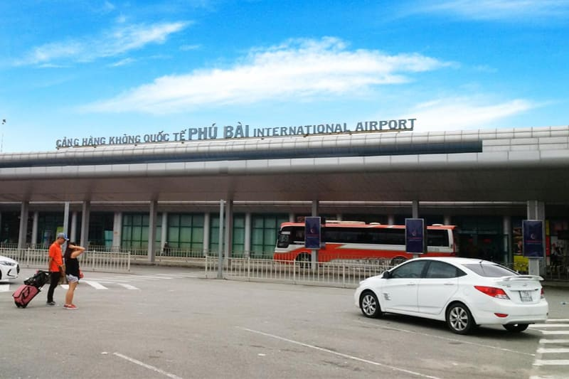 Vietnam Airports – Phu Bai