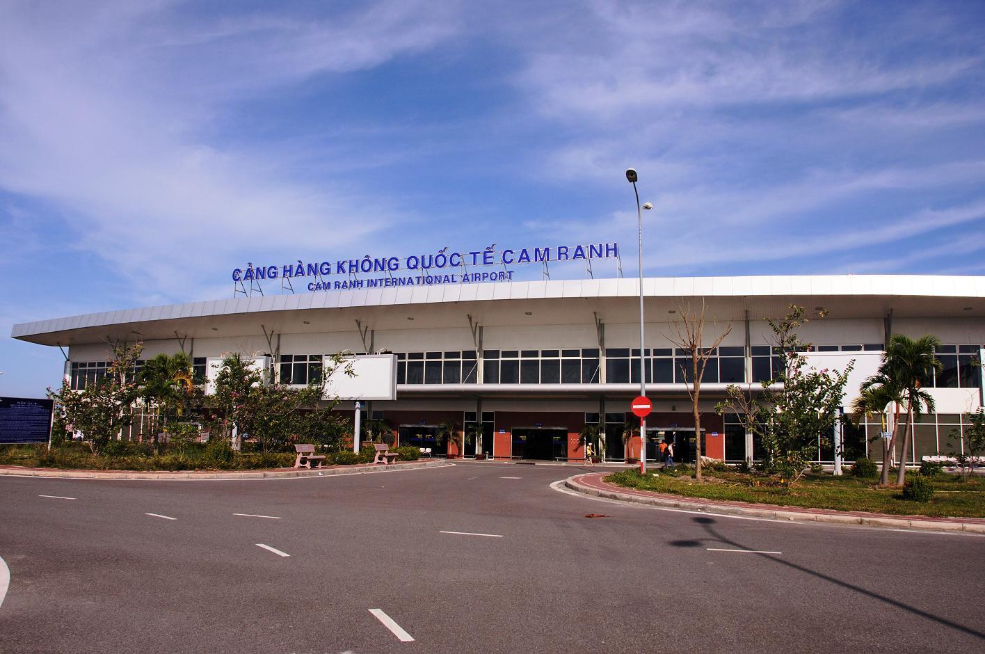 Vietnam Airport – Cam Ranh