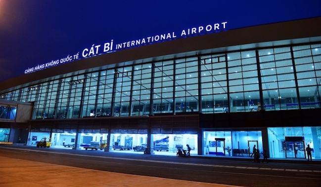 Vietnam Airport – Cat Bi