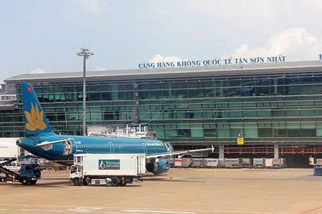 Vietnam Airport – Tan Son Nhat