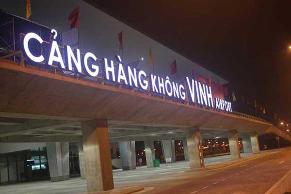 Vietnam Airport – Vinh
