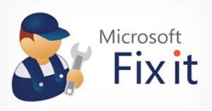 Windows fixing tool