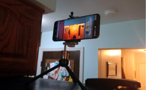 How to Turn old Android phone into a security camera
